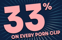It's porn day: Get a 33% discount on all sex videos